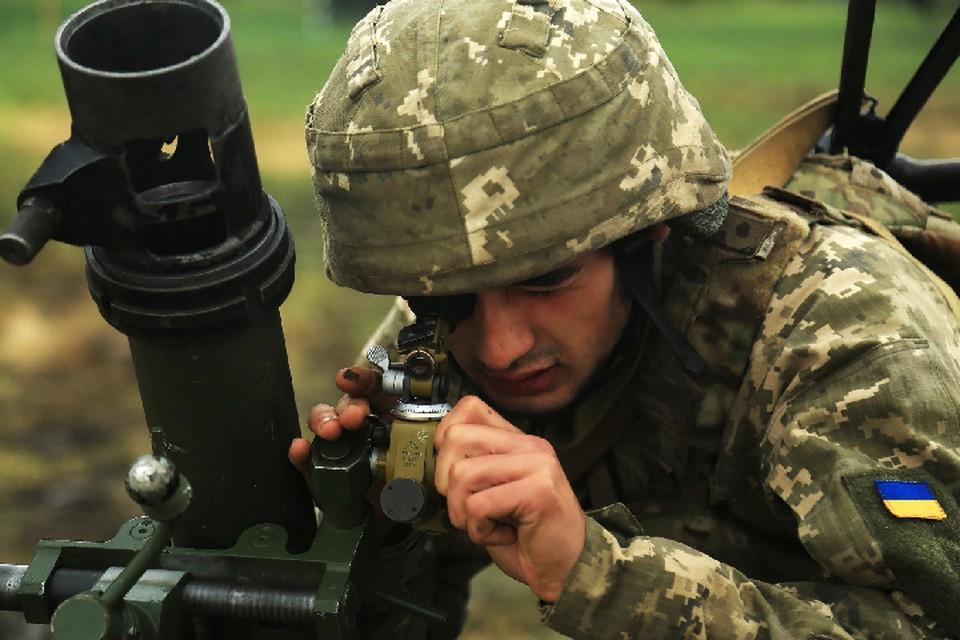 В мае украинские военные обстреляли Республику 111 раз. Фото: штаб «ООС»