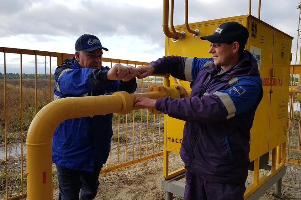 Тюменцы смогут бесплатно подвести газ к своим участкам. Фото - admtyumen.ru.