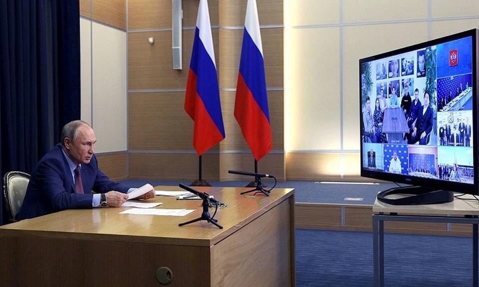 Фото Сергей Ильин РИА Новости