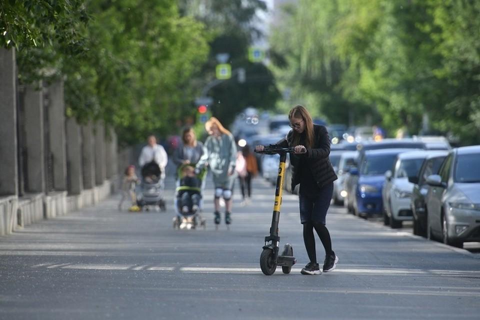 В перечень, где нельзя разгонятся вошли парки, скверы и пешеходные зоны