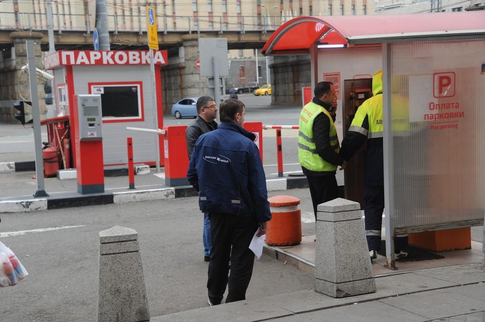 Систему платных парковок в центре Ростова ввели с сентября 2016 года