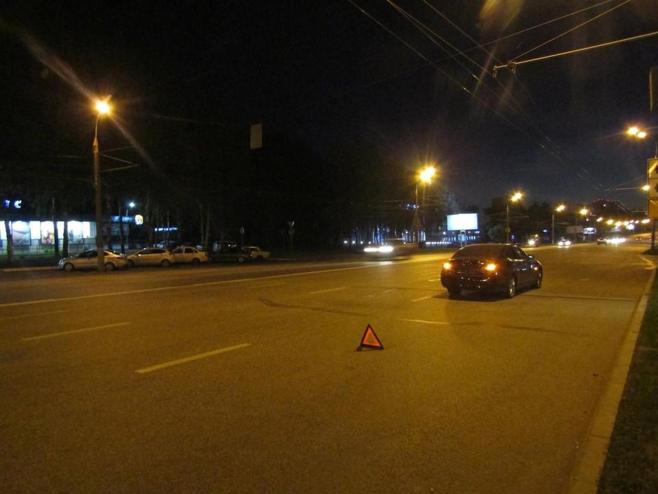 В Ижевске произошло два наезда на детей за полтора часа Фото: 1 отдел УГИБДД по Удмуртии