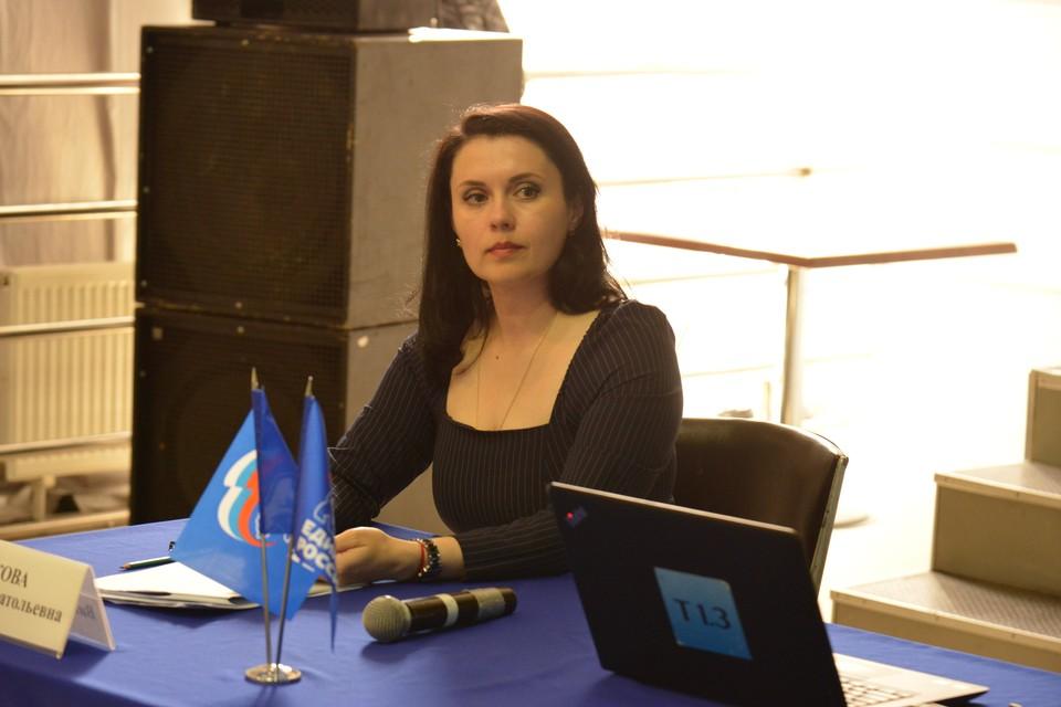 Виктория Каткова уверена, что проект для председателей МДК будет успешным
