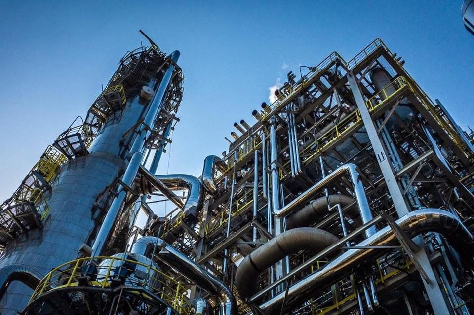 Подписан договор финансирования строительства завода по производству аммиака в Кингисеппе. Фото: пресс-служба ЕвроХим.