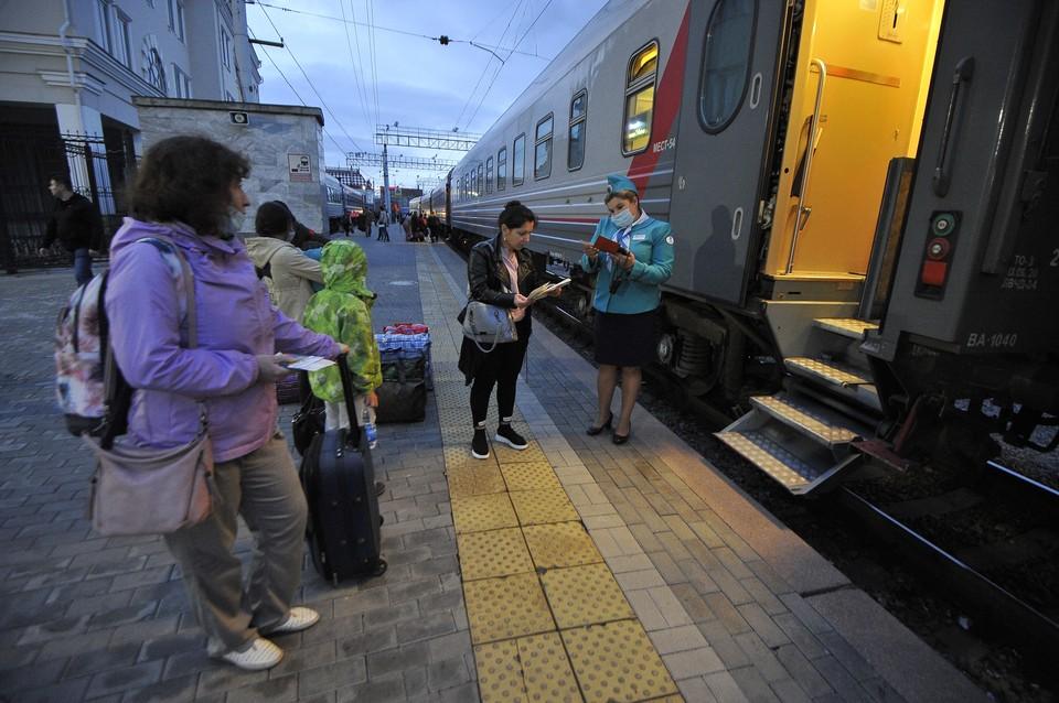 Дополнительные поезда из Челябинска будут ходить по четным и нечетным дням