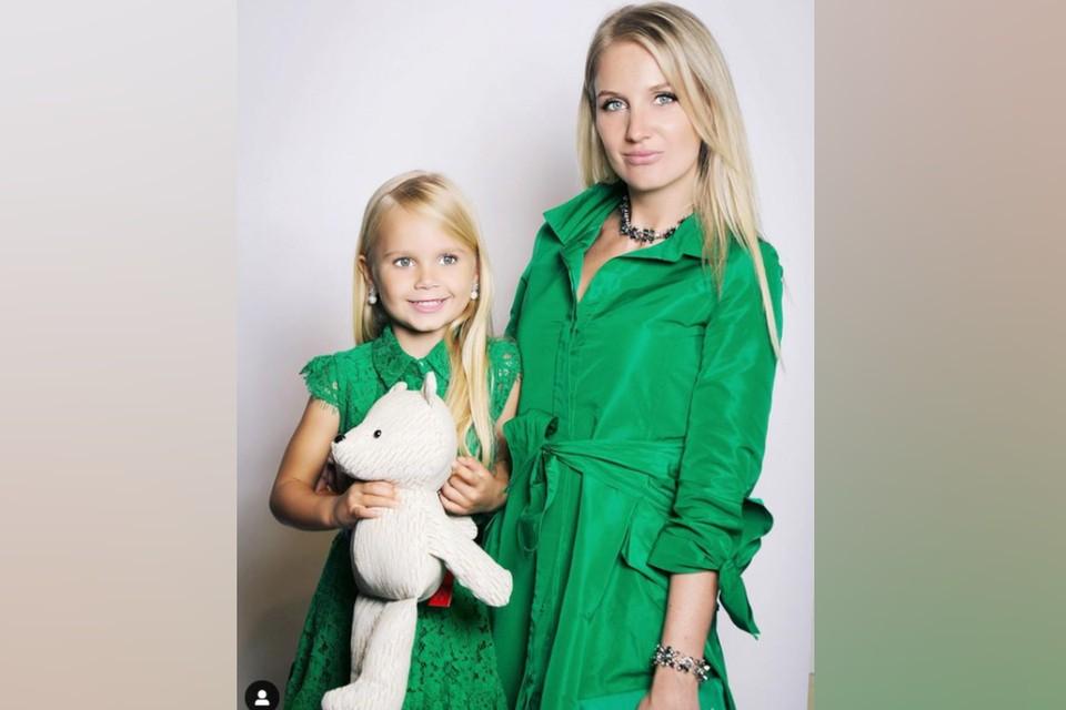 Модели: семилетняя Рэйчел Шевченко и её мама Анна Шевченко. Фото: из архива Анны Шевченко.