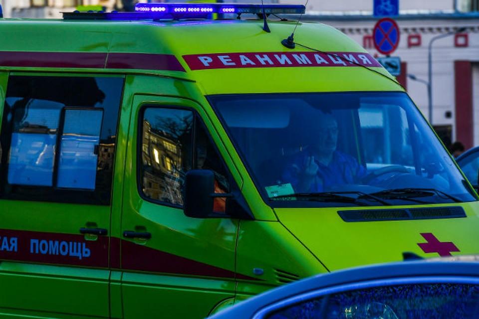 3-летний ребенок выпал из окна второго этажа в Усть-Илимске