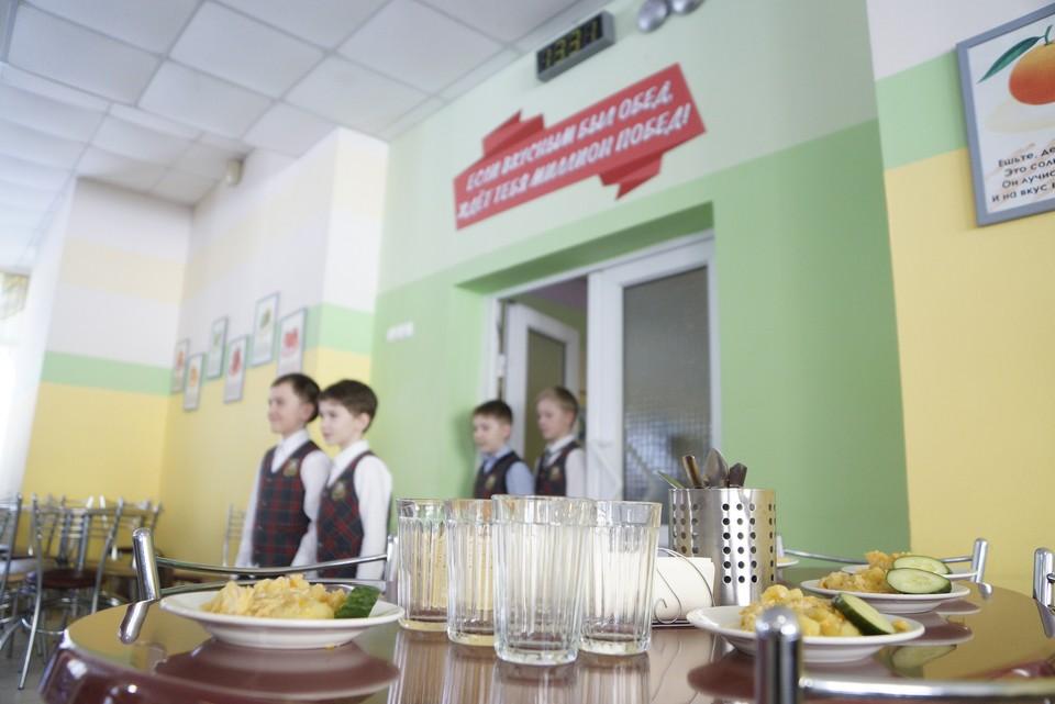 В минобре уверены, что некачественное мясо не могло попасть в учебные заведения.
