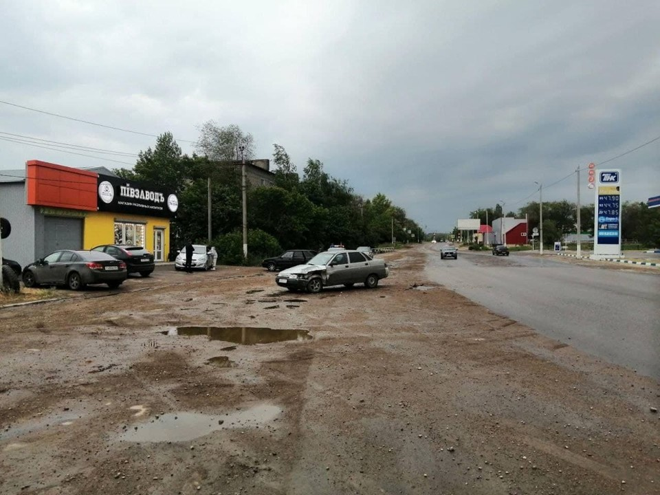 ДТП в Пугачеве