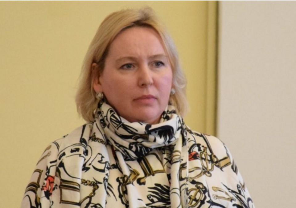 Наталья Дитрих. Фото: yalta-tv.ru