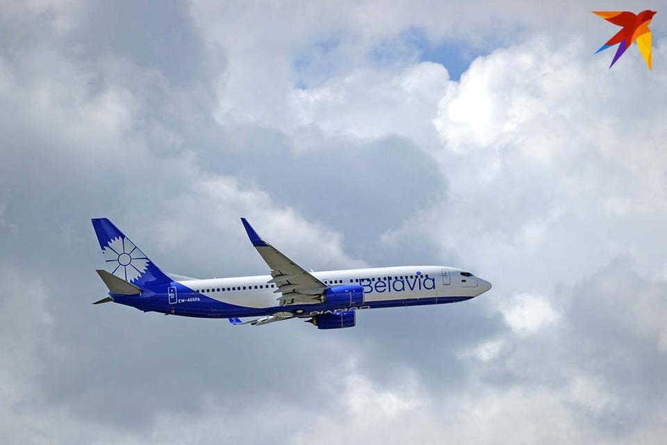 Казахстан увеличивает число авиарейсов в Минск.