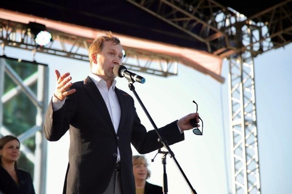 Евгений Миронов отметил, что в этом году география фестиваля расширилась, количество участников стало больше. Фото: Мэрия города Набережные Челны