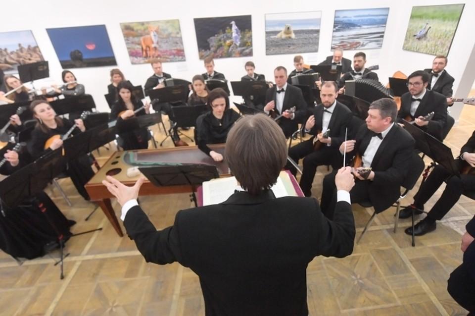Оркестры из разных городов выступят в Самаре