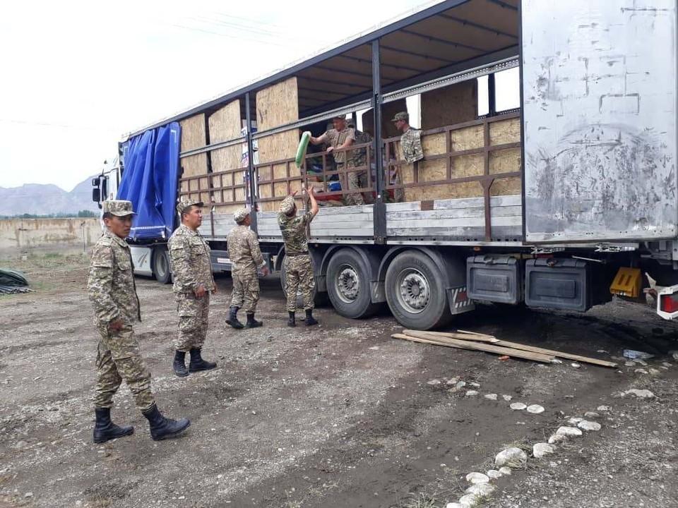 На кыргызско-таджикской границе вновь обострилась ситуация.