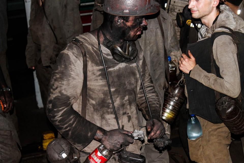 Очистной забой на шахте введут в эксплуатацию в середине этого месяца
