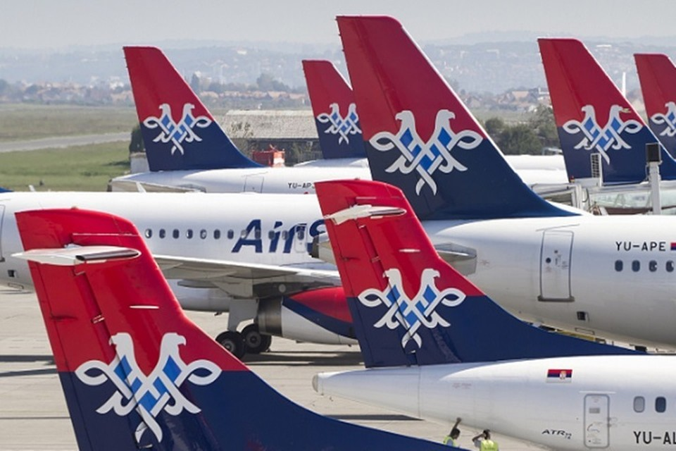 Фото: пресс-служба Air Serbia