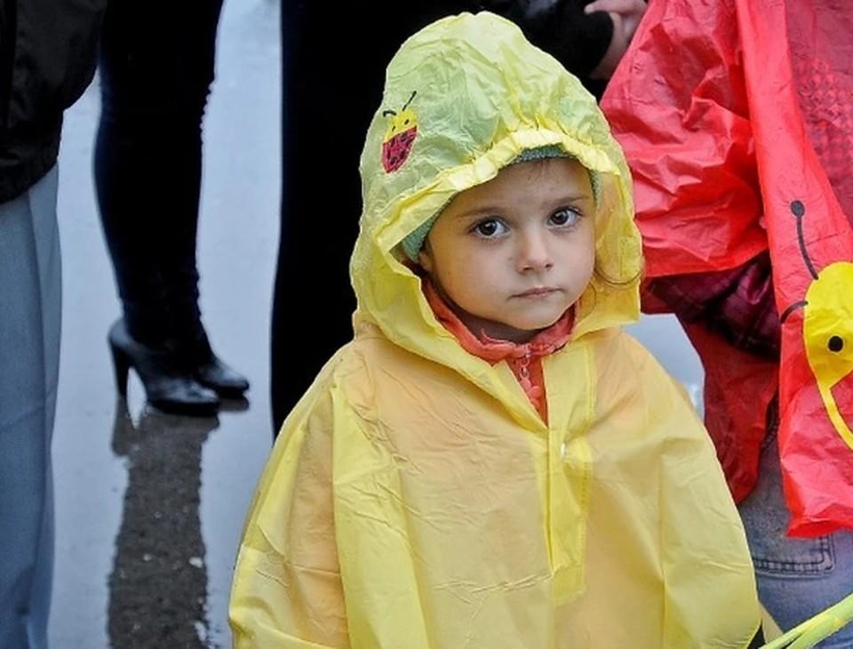 В Пермском крае в понедельник изменится погода, жаркие дни станут прохладнее и возможны кратковременные дожди.