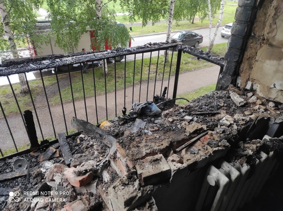Фото: Пожарное сообщество. Юг РБ