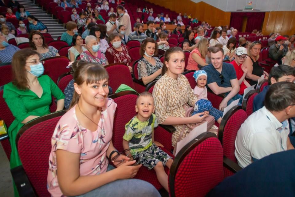 Концерт прошел в ДК «Космос» при поддержке кировской мэрии. Фото: admkirov.ru