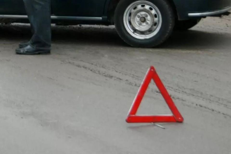 Авария произошла на Павловском тракте