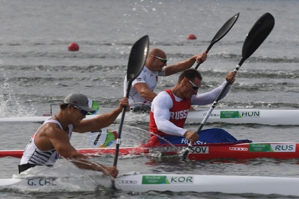 Чемпион по плаванию поднял вопрос о развитии гребли в Новосибирской области.