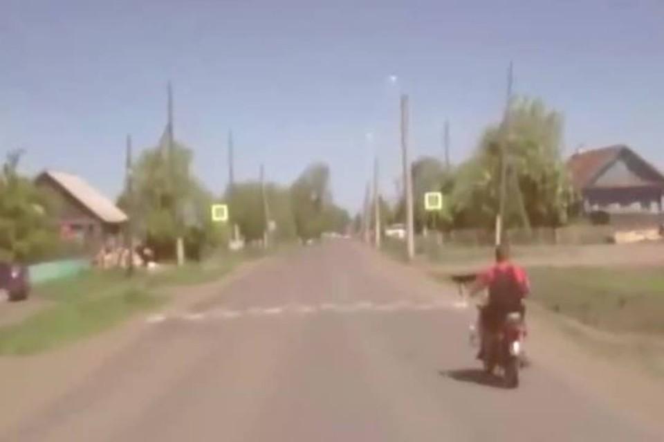 14-летний подросток устроил погоню с сотрудниками ДПС в Тайшетском районе