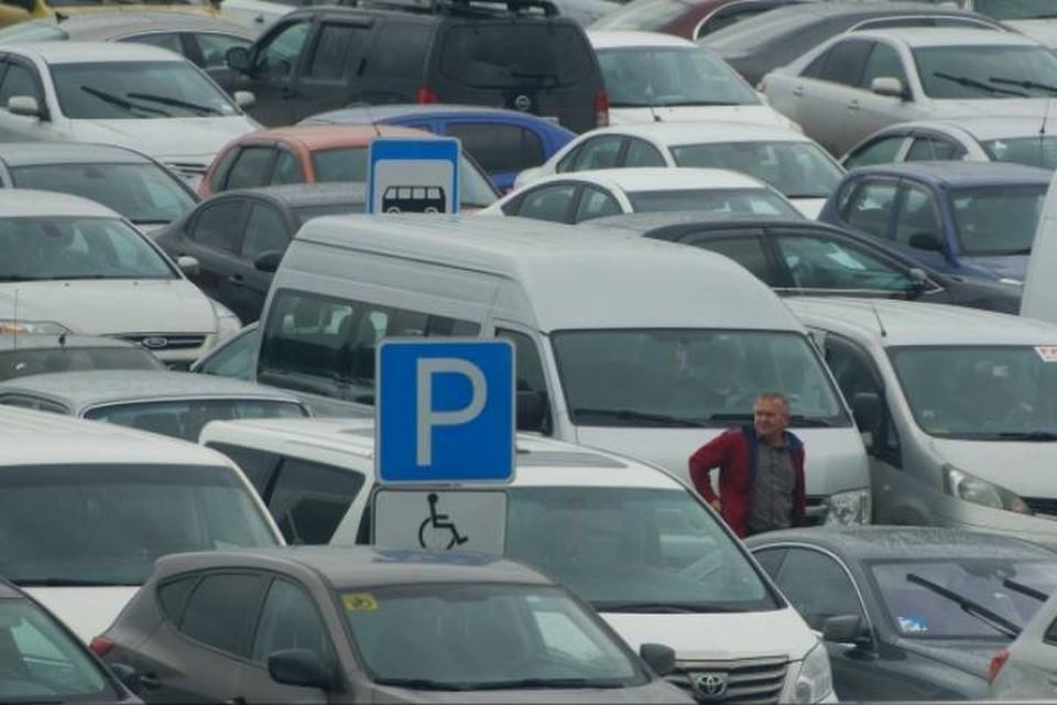 Парковка с 2014 года эксплуатировалась неизвестными лицами без какого-либо разрешения