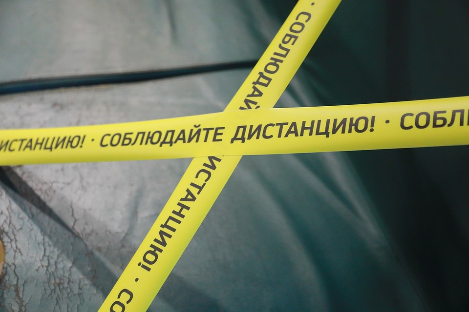 За сутки еще 96 человек заразились коронавирусом в Красноярском крае