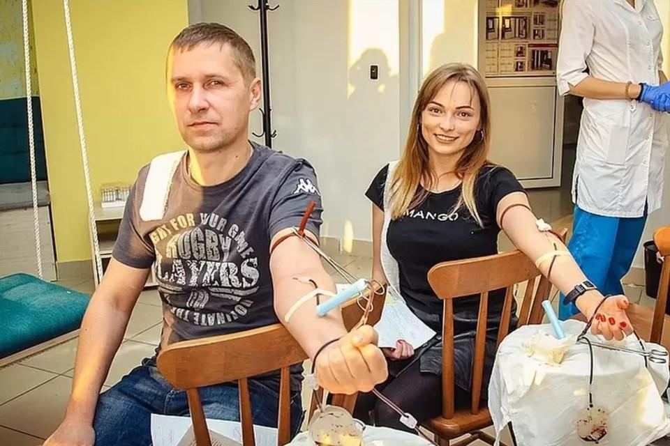 В прифронтовом Докучаевске пройдет День донора