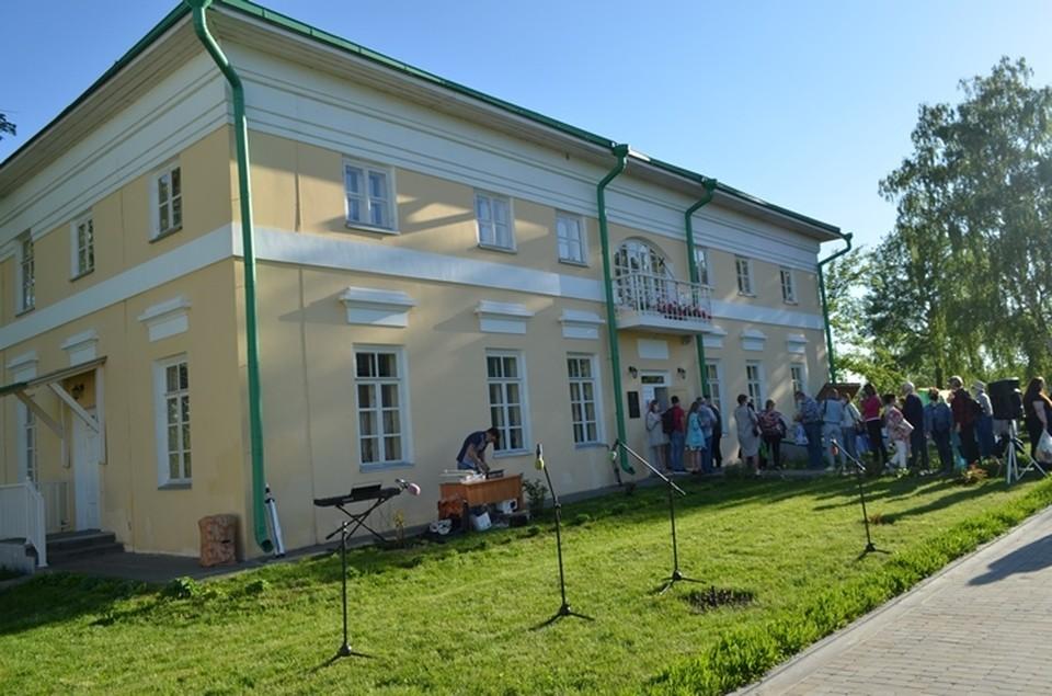 В категории «Сооружения» признание получила усадьба Афанасия Фета в Воробьевке