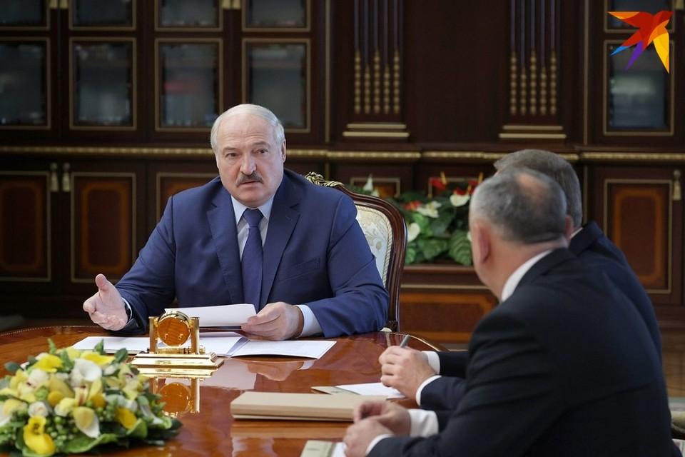 Лукашенко лишили звания почетного доктора Киевского университета имени Шевченко. Фото: БелТА.