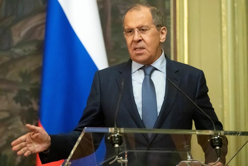 В МИД РФ сообщили, что Лавров может принять участие в саммите Путина и Байдена