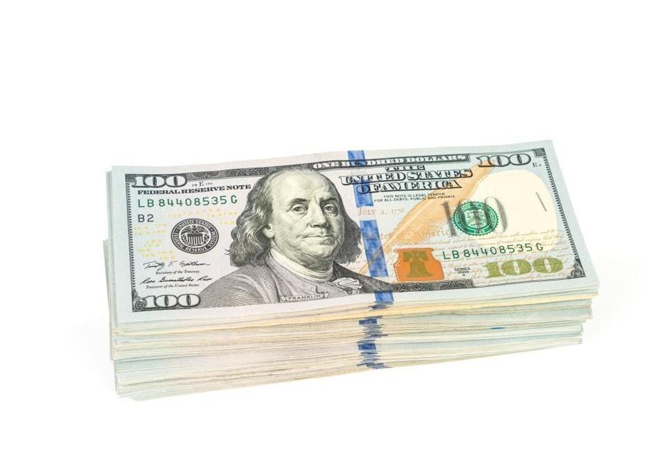 Официальный курс доллара на 9 июня равен 427,83 тенге