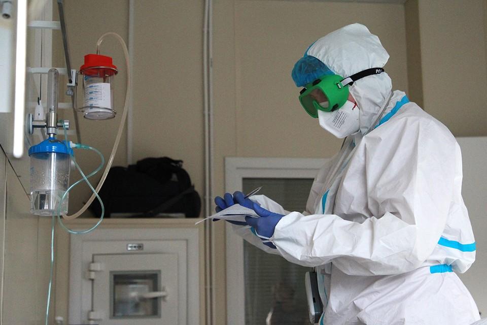 Восемь человек с коронавирусом умерли за сутки в Иркутской области