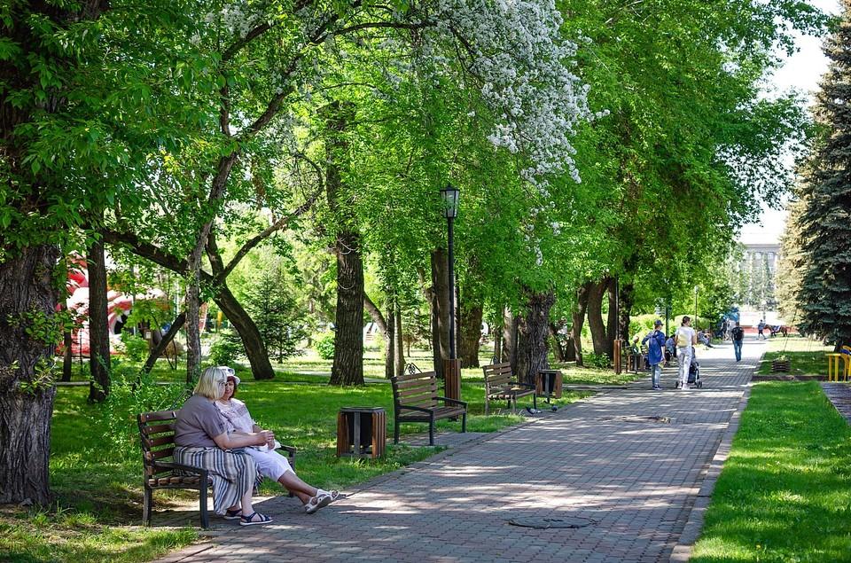 Погода в Красноярске на 10 июня 2021: ожидаются +16 градус и переменная облачность