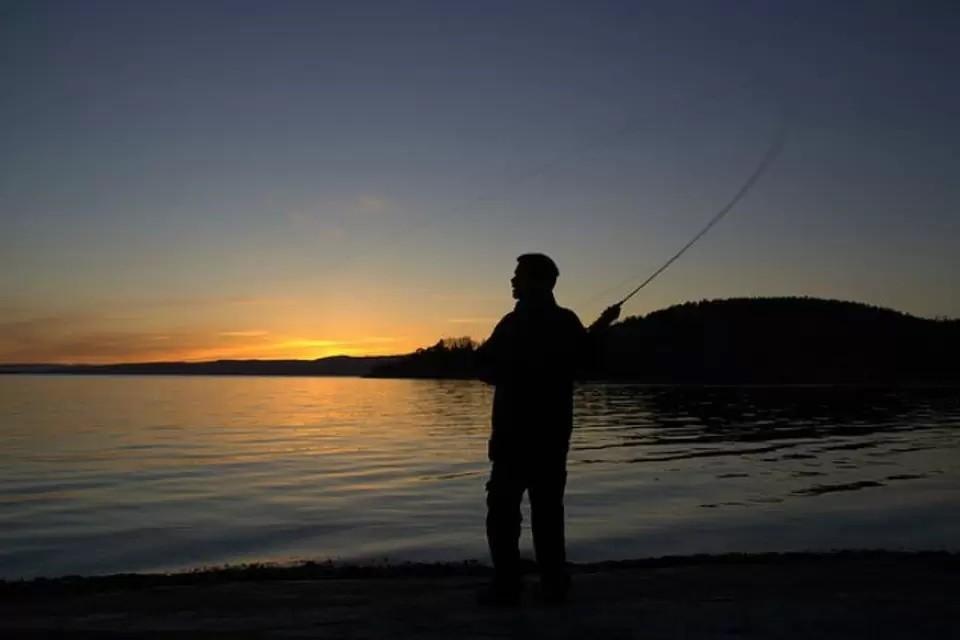 Решение по делу рыбака примет суд.