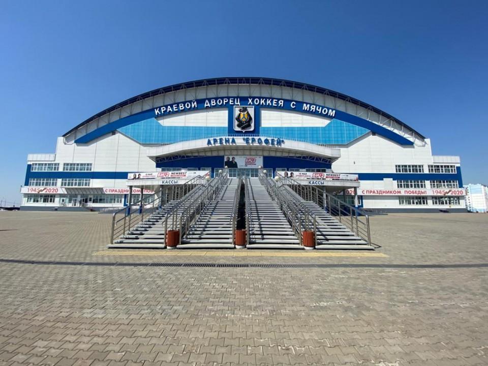 «Ерофей Арену» в Хабаровске хотят сделать бесплатной и открытой до всех