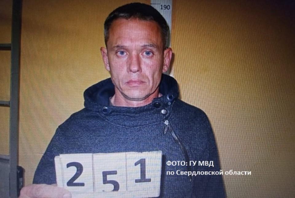 Предполагаемый убийца подрабатывал частным извозом. Фото: ГУ МВД по Свердловской области