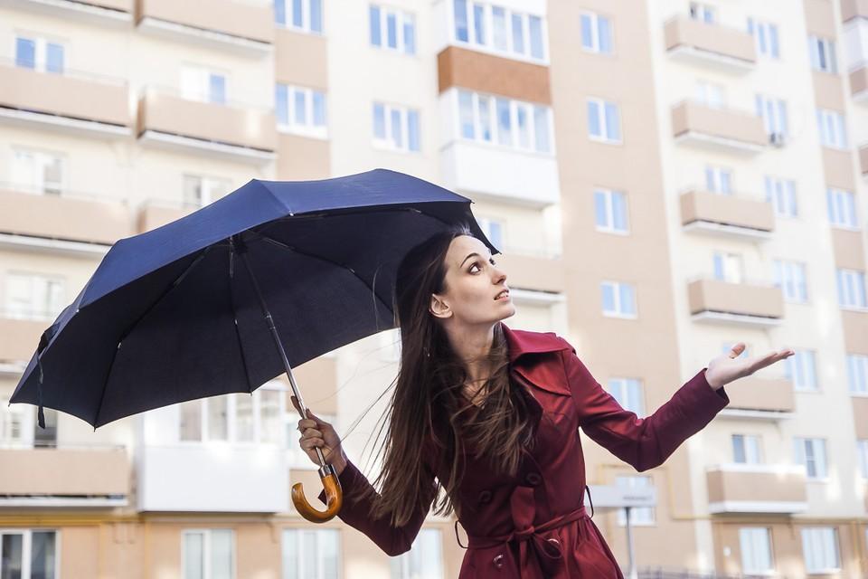 В Самаркой области ожидаются дожди