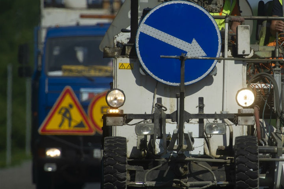 Проезд по Цесовской Набережной закроют на два месяца в Иркутске