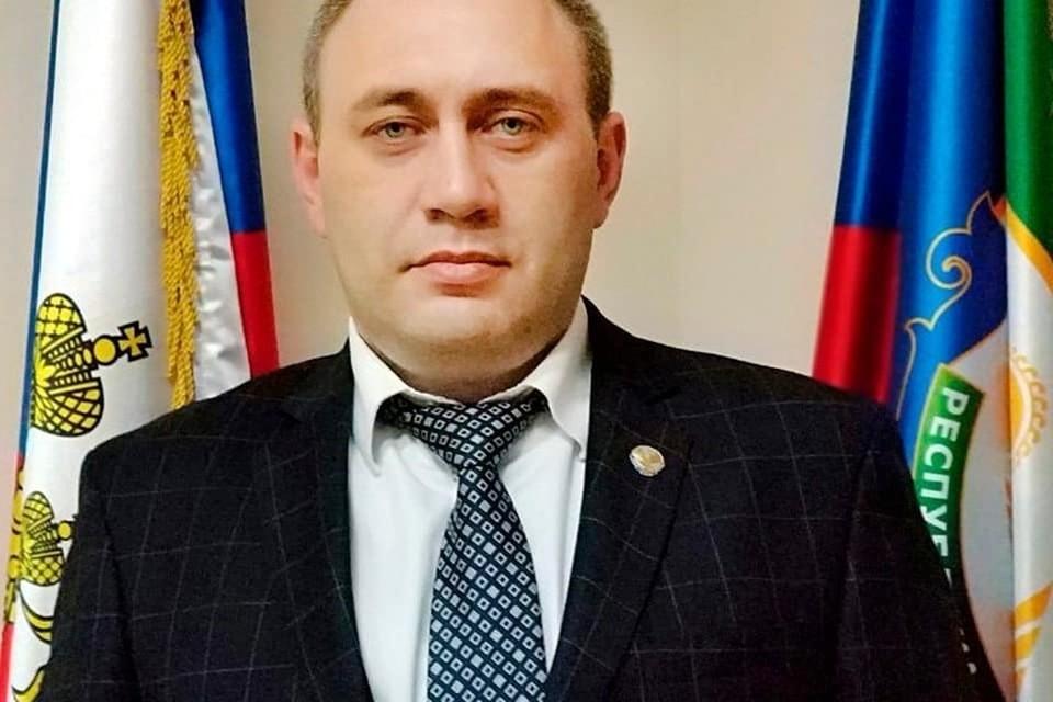 Салим Токаев. Фото: инстаграм-блог чиновника