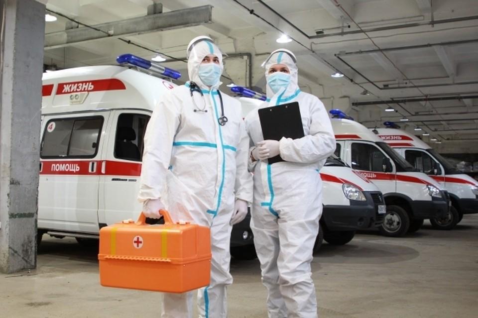 За сутки в Смоленской области 2026 человек сделали прививку от COVID-19.