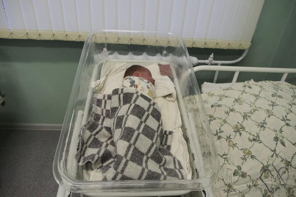 Всего в регионе за прошедший месяц родилось 829 детей