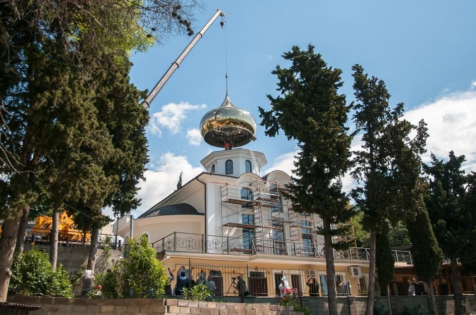 Вознесение Господне относится к 12 двунадесятым (особо важным) праздникам в православии. Фото: страница в Facebook Янины Павленко.