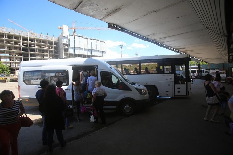 12, 13 и 14 июня дачные автобусы будут ходить по расписанию выходного дня