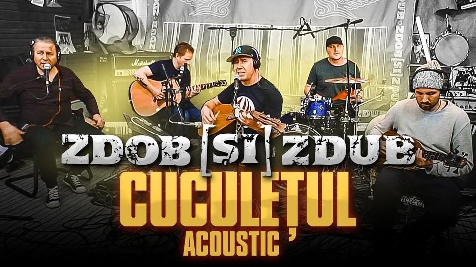 Группа Zdob si Zdub вовсю готовится к летним акустическим концертам. Фото: Zdob si Zdub