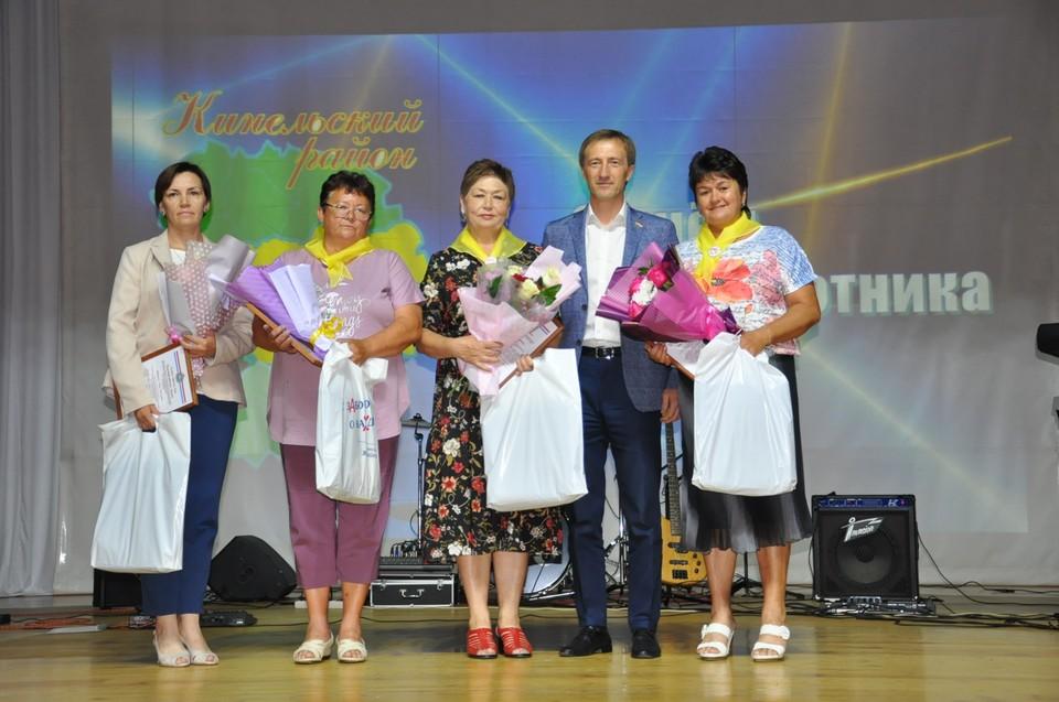 Александр Живайкин поздравил соцработников с профессиональным праздником
