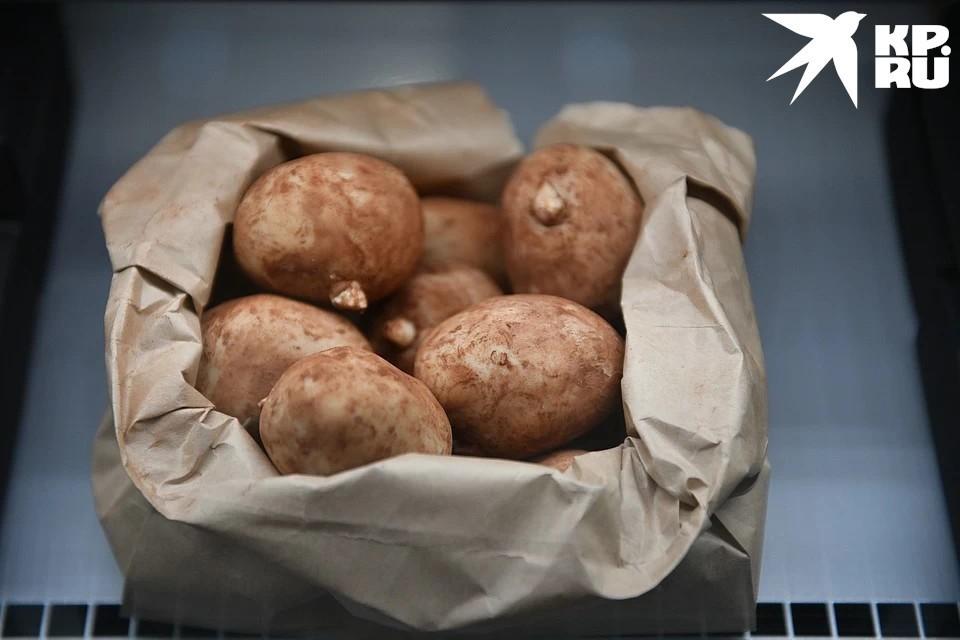 Цены на картофель растут быстрее, чем он сам.