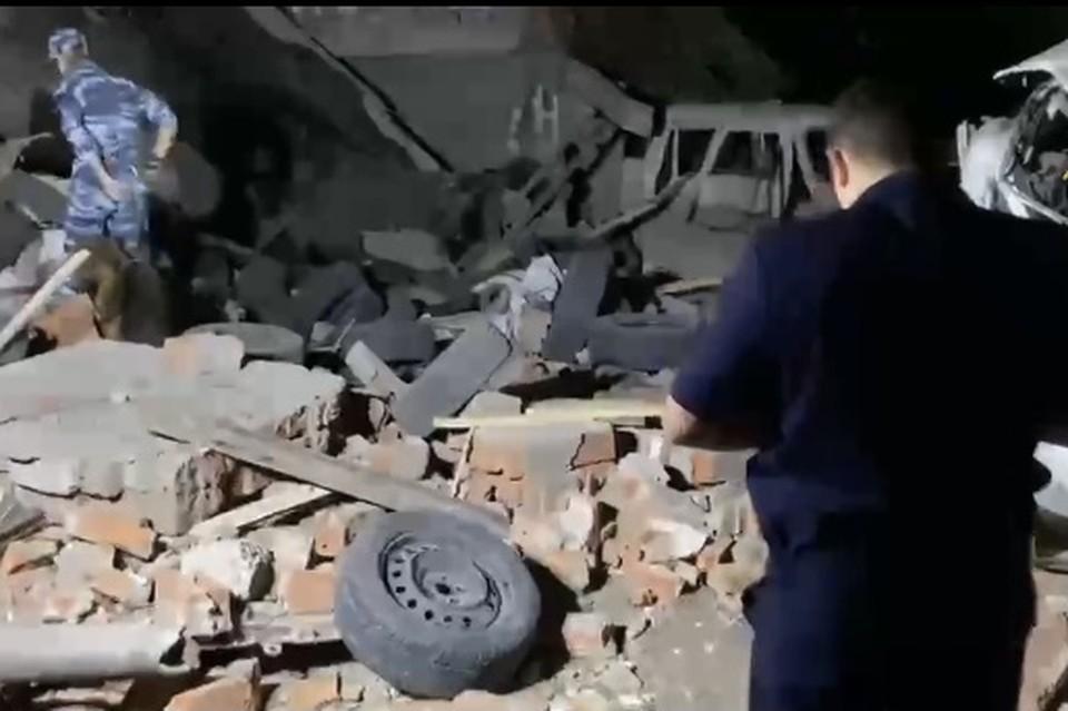 Скрин видео: СУ СК РФ по Краснодарскому краю