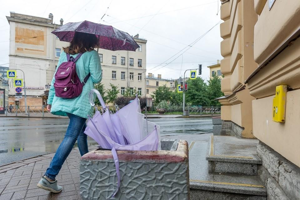Погода в Иркутске: 11 июня в городе до +17
